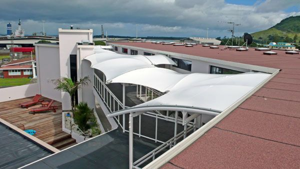 Custom House Canopy | baytex - 1