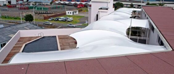 Custom House Canopy | Baytex - 4