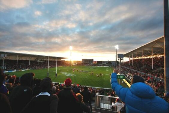 AMI Christchurch Stadium | Baytex - 0