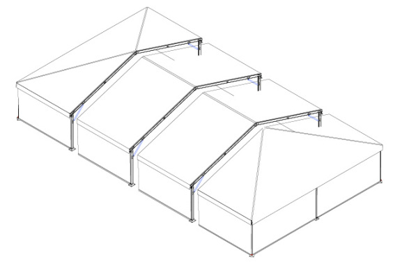 10m x 20m Hip End | Baytex - 3