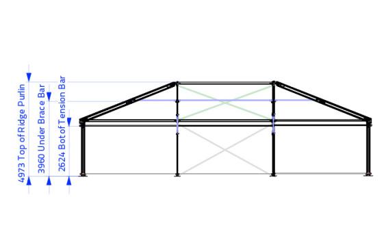 12m x 15m Hip End | Baytex - 2