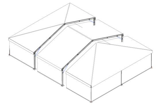 12m x 15m Hip End | baytex - 3