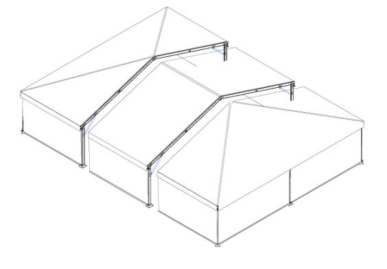 10m x 15m Hip End   baytex - 3