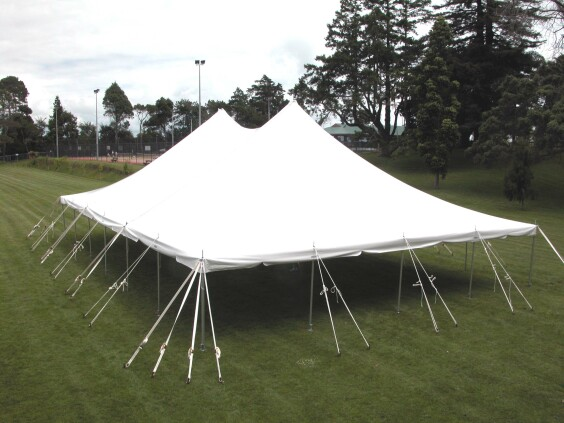 12m x 18m Electron - 3 piece roof | Baytex - 6
