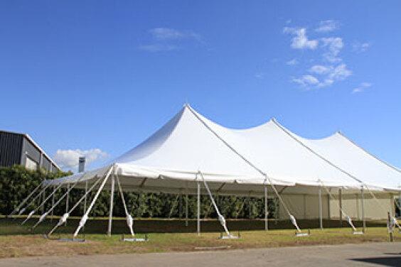 12m x 24m Electron - 4 piece roof | Baytex - 5
