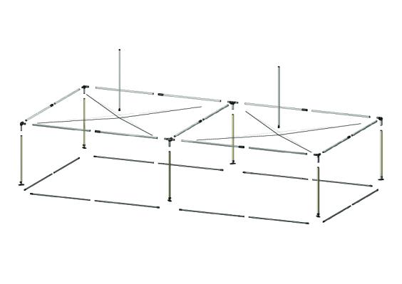 Fete 6m x 12m | Baytex - 0