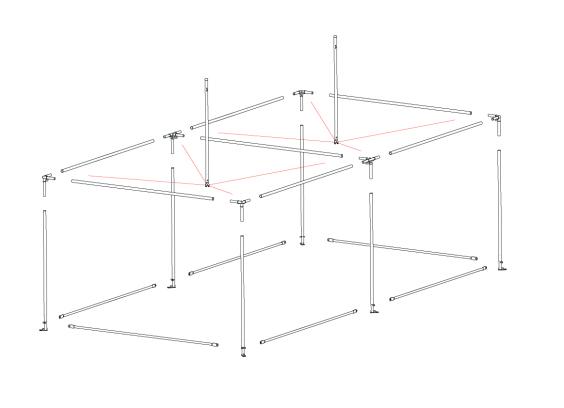 Fete 3m x 6m | Baytex - 0
