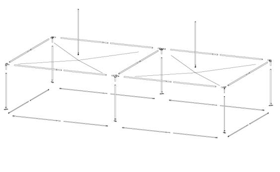 Fete 5m x 10m | Baytex - 0