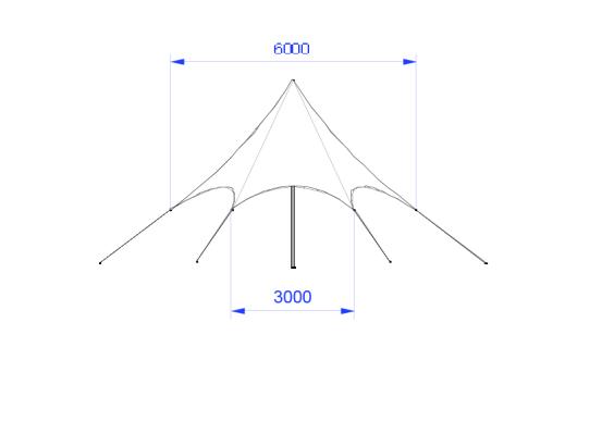 Carnival Canopy CC680 | Baytex - 2