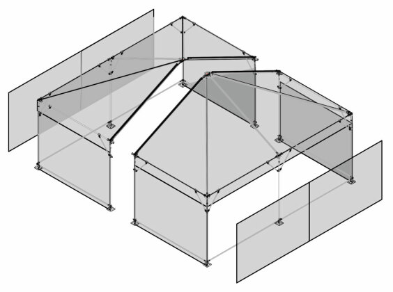 6m x 6m Hip End | Baytex - 3