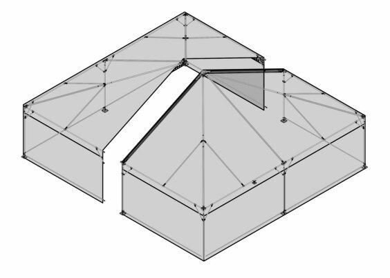 9m x 9m Hip End   Baytex - 3