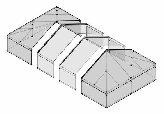 9m x 15m Hip End | Baytex - 3