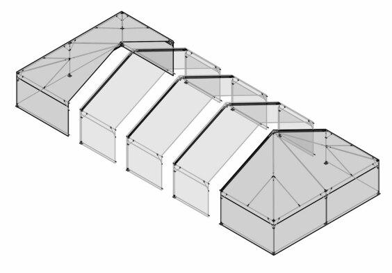 9m x 18m Hip End | Baytex - 3