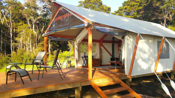 Glamping Canopy Deluxe | Baytex - 11