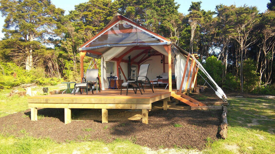 Glamping Canopy Deluxe | Baytex - 12