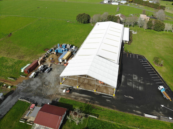 Warehouse Structure   Baytex - 0