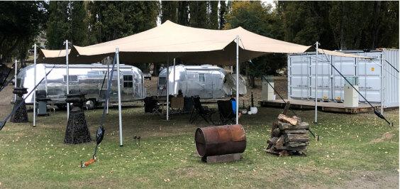 GeoFlex Stretch Tents | Baytex - 0