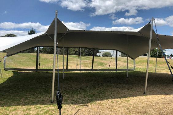 GeoFlex Stretch Tents | Baytex - 1