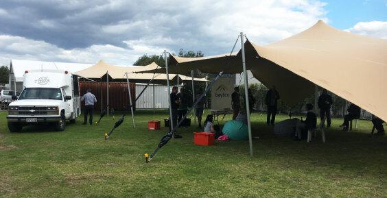 GeoFlex Stretch Tents | Baytex - 3