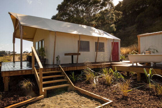 Glamping Canopy Deluxe Plus | Baytex - 0