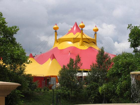 Edgley Intl. Moscow Circus   Baytex - 1