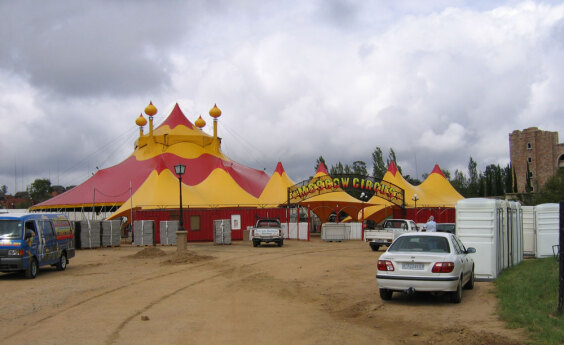 Edgley Intl. Moscow Circus   Baytex - 3