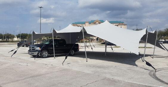GeoFlex Stretch Tents   Baytex - 4