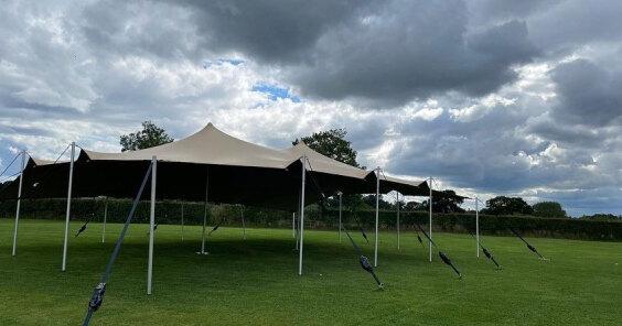 GeoFlex Stretch Tents   Baytex - 1